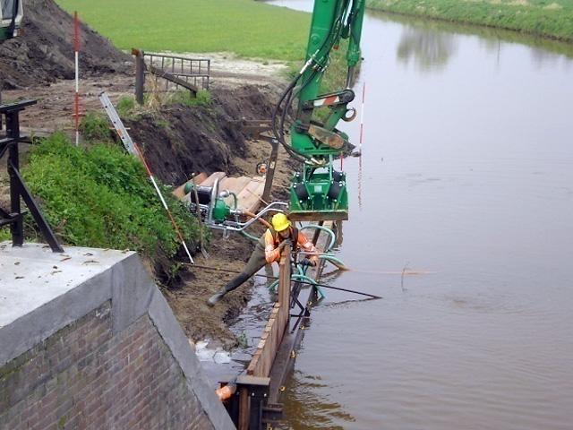 Restauratie kunstwerken Zuiderafwateringskanaal